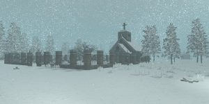 Picture of 7DTD Church (Snow)